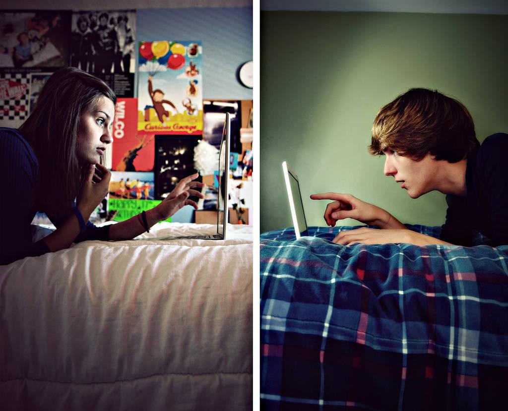 Chaten nem lehet jó párkapcsolatot fenntartani